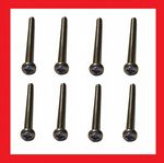 Indicator Screw Kit - Yamaha DT125MX